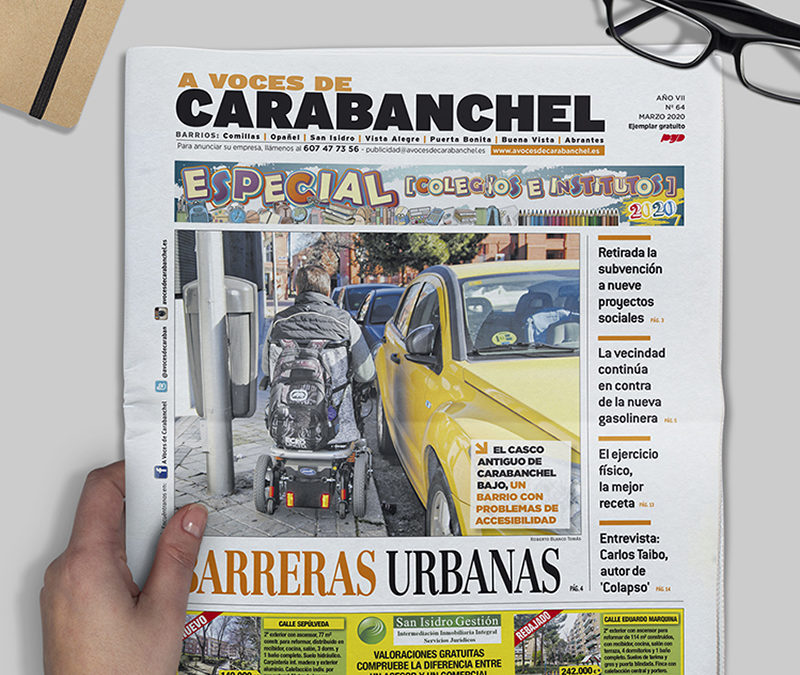 A voces de Carabanchel