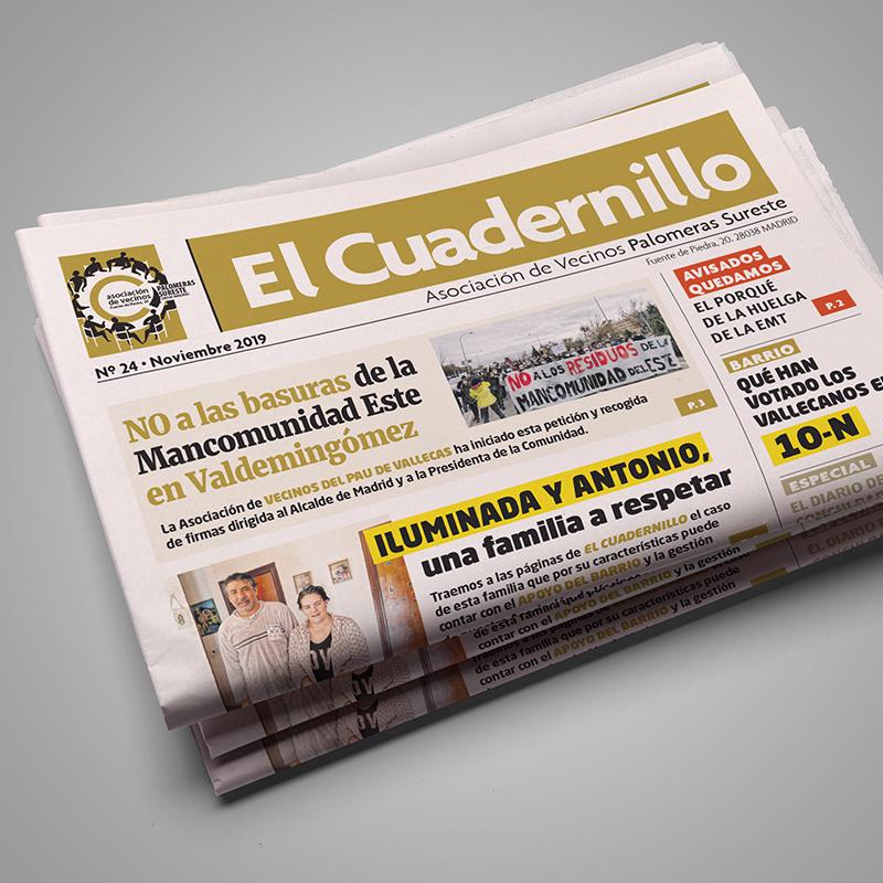 PERÓDICO EL CUADERNILLO